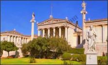Философ Сократ и афинские граждане